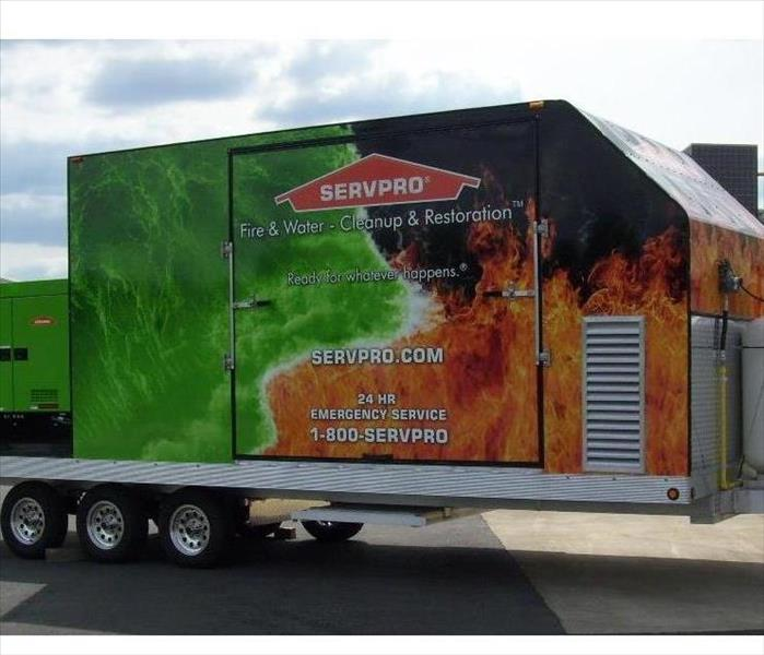 Commercial Drying Trailer